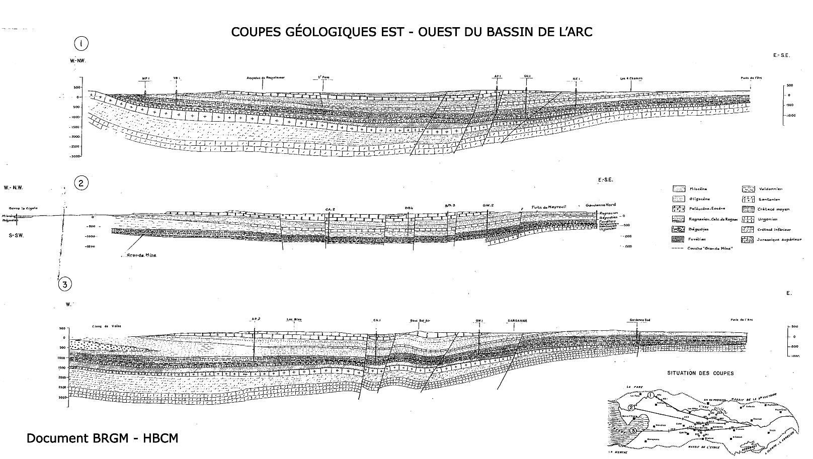 13 lignite fuv lien du bassin de l 39 arc - Bassin dans un tonneau marseille ...